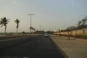 La Corniche de Dakar par BlogueurCentro