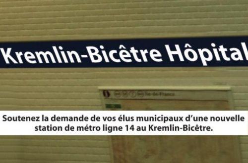Article : Je n'irai pas au Kremlin-Bicêtre en avion